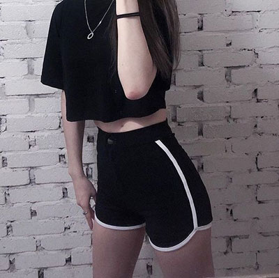 Crop Top + Sport Short
