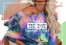 fairyseason tie-dye clothing