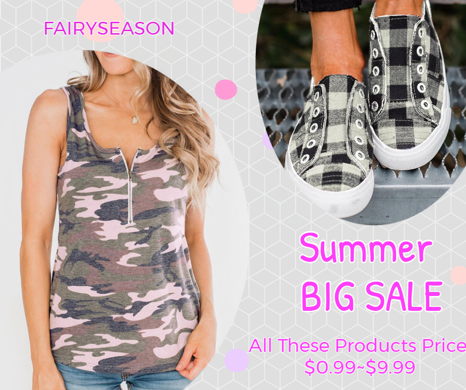 Fairyseason Big Sale