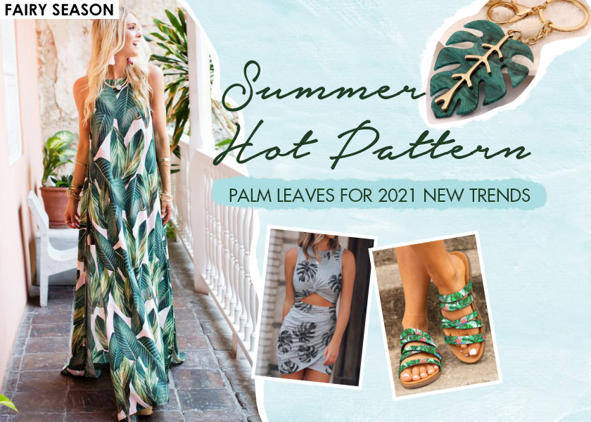 Fairyseason Palm Leaves Promotion