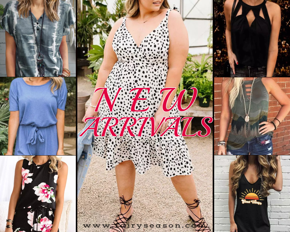 Fairyseason New Arrivals